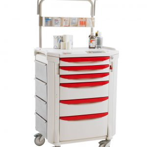 Flexline Critical Care Cart