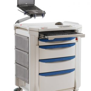 Flexline Storage Computer Cart