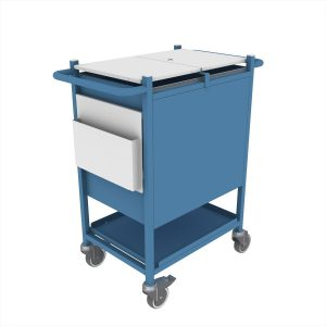 Case Notes & Medical Records Trolleys