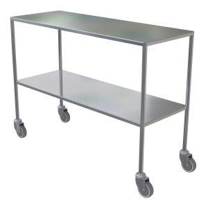 Stainless Steel Dressing Trolleys
