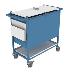 Case Note Trolleys