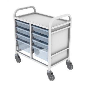 Narrow Medical Trolleys