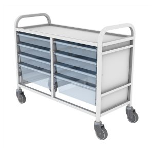 Wide Medical Trolleys