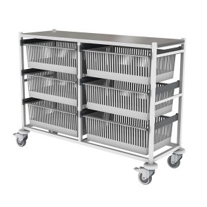 Modular Storage Trolleys