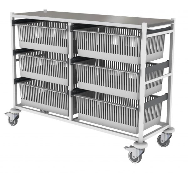 Medical Storage Trolley